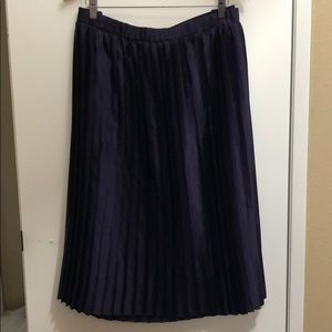 Women's Plus size Pleated skirt
